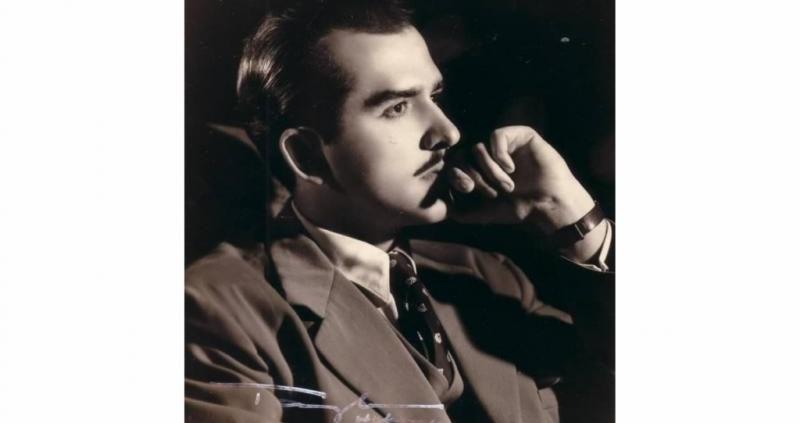 Andrés García Benítez. Foto tomada de Internet